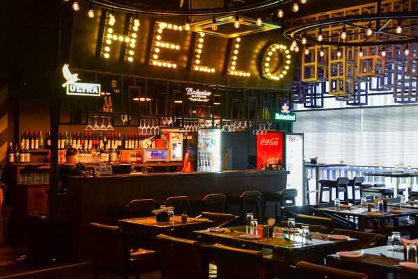 Twist lounge and bar