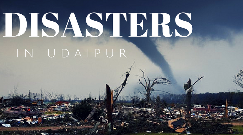 Disasters in Udaipur