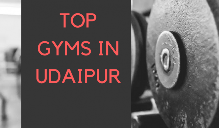 Top Gyms in Udaipur