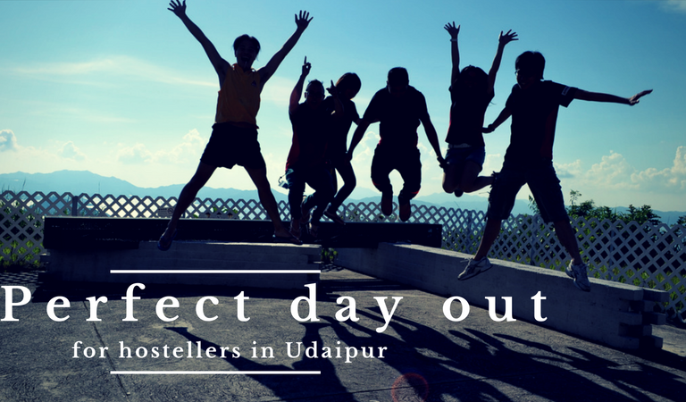 Are you a hosteller in Udaipur? We've made a perfect plan for your weekend!