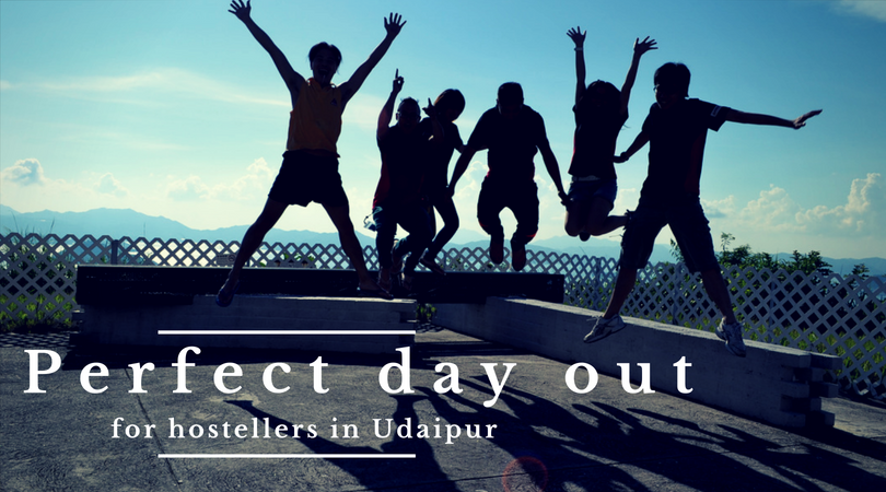 Are you a hosteller in Udaipur? Here's a perfect plan for your weekend!