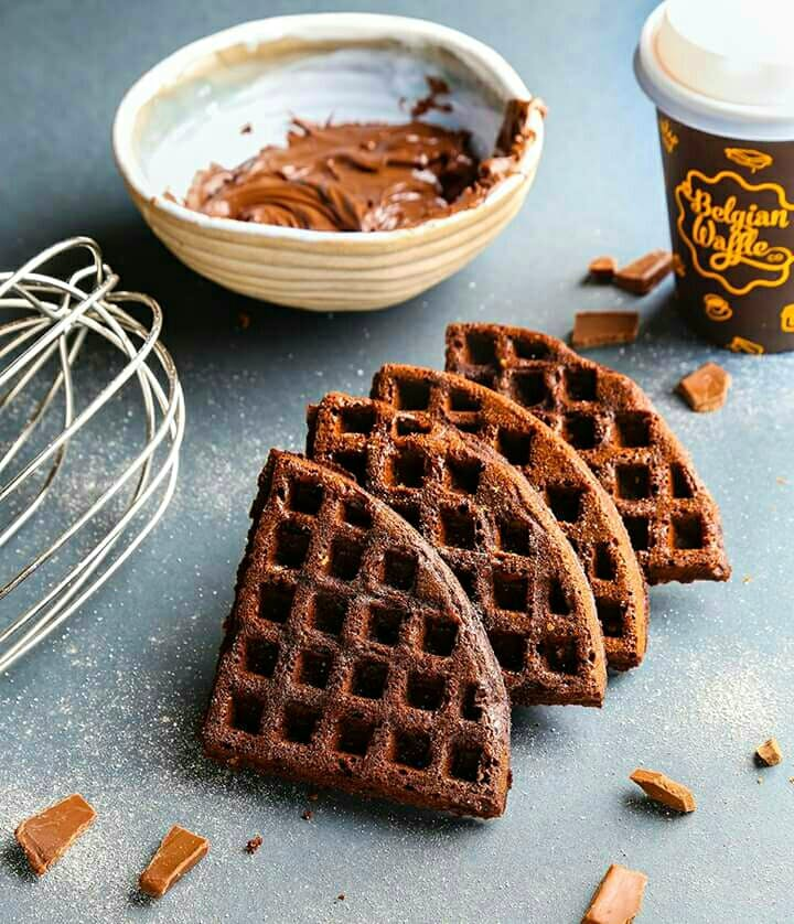 The Belgian Waffle Co now in Udaipur!