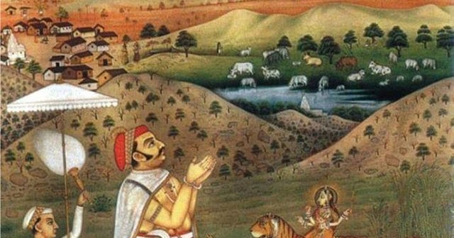Who Was the Founder of Mewar?