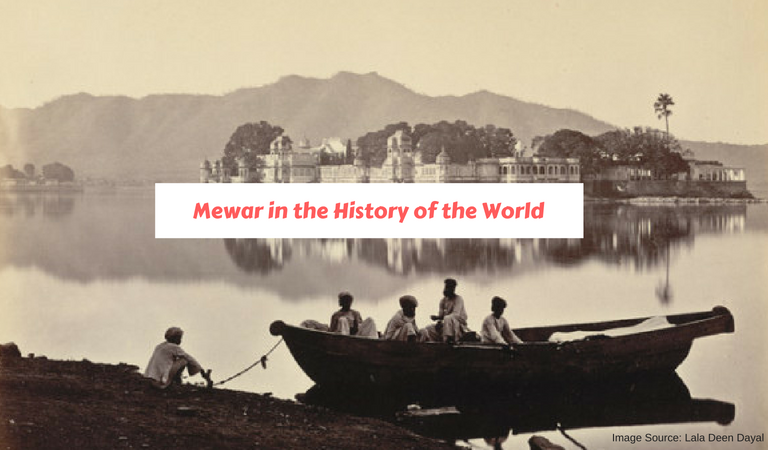 Mewar in the History of the World | In the Words of Ancient Travellers