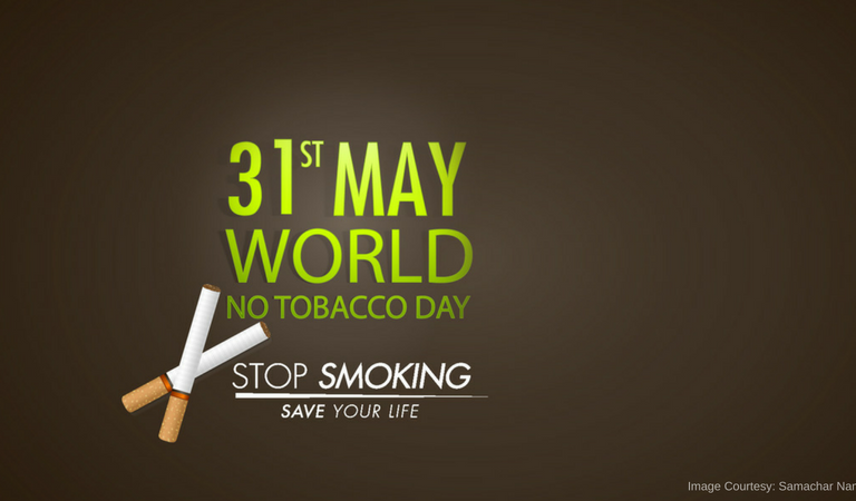 Today is World's No Tobacco Day | Read The Initiative of World's Health Organization