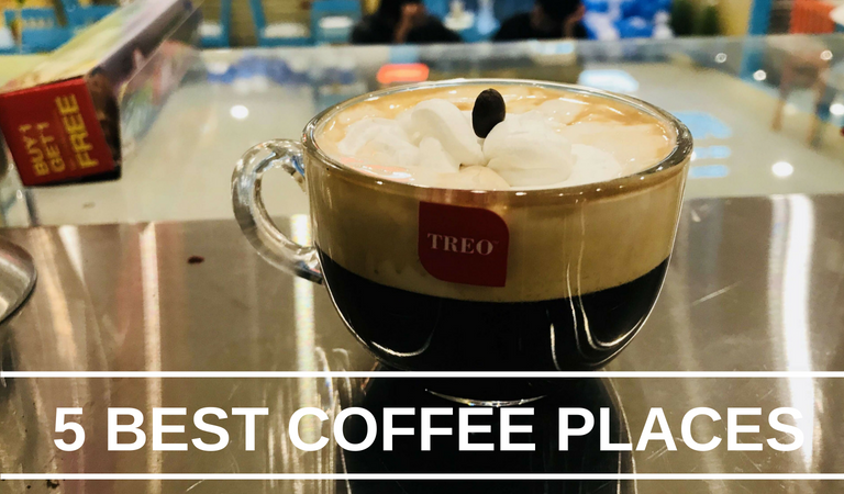 5 Best coffee places in Udaipur