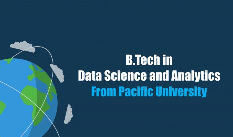 B.Tech in Data Science and Analytics | Advance your career towards better opportunities