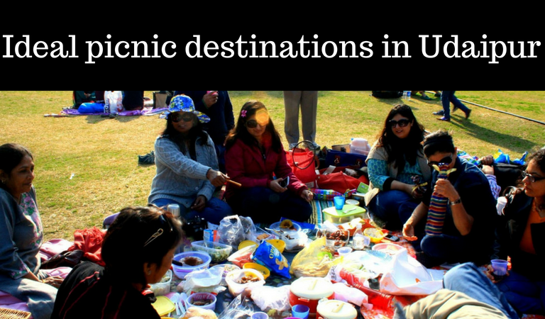 Ideal places in and around Udaipur that can be your next picnic destination