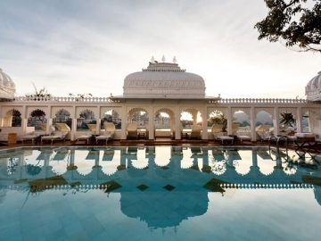 Historical places in Udaipur and the history behind them