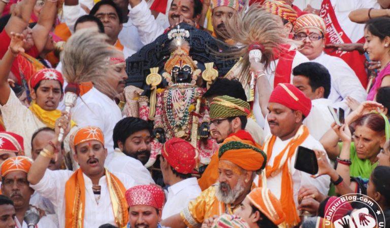 Jagannath Rath Yatra in Udaipur