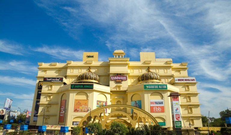 Celebration Mall Udaipur Completes 7 Years Today!