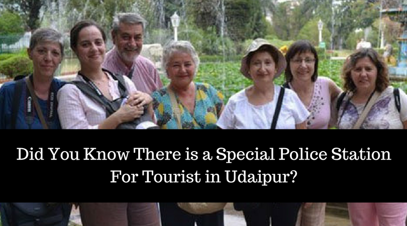 Tourist Police Station in Udaipur