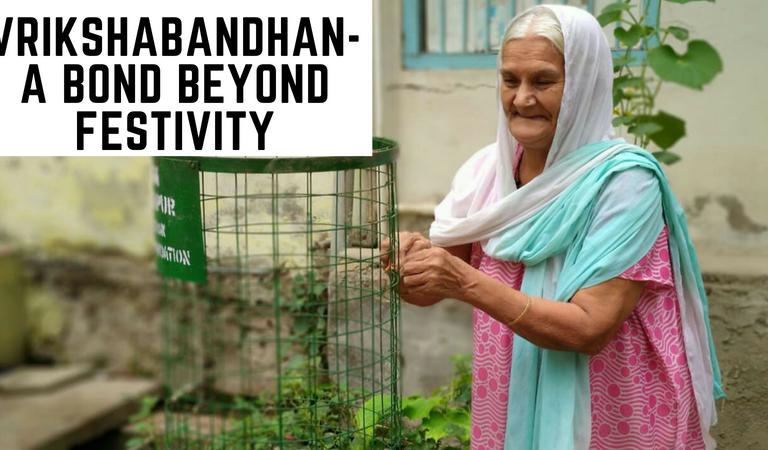 Vrikshabandhan- A bond beyond festivity