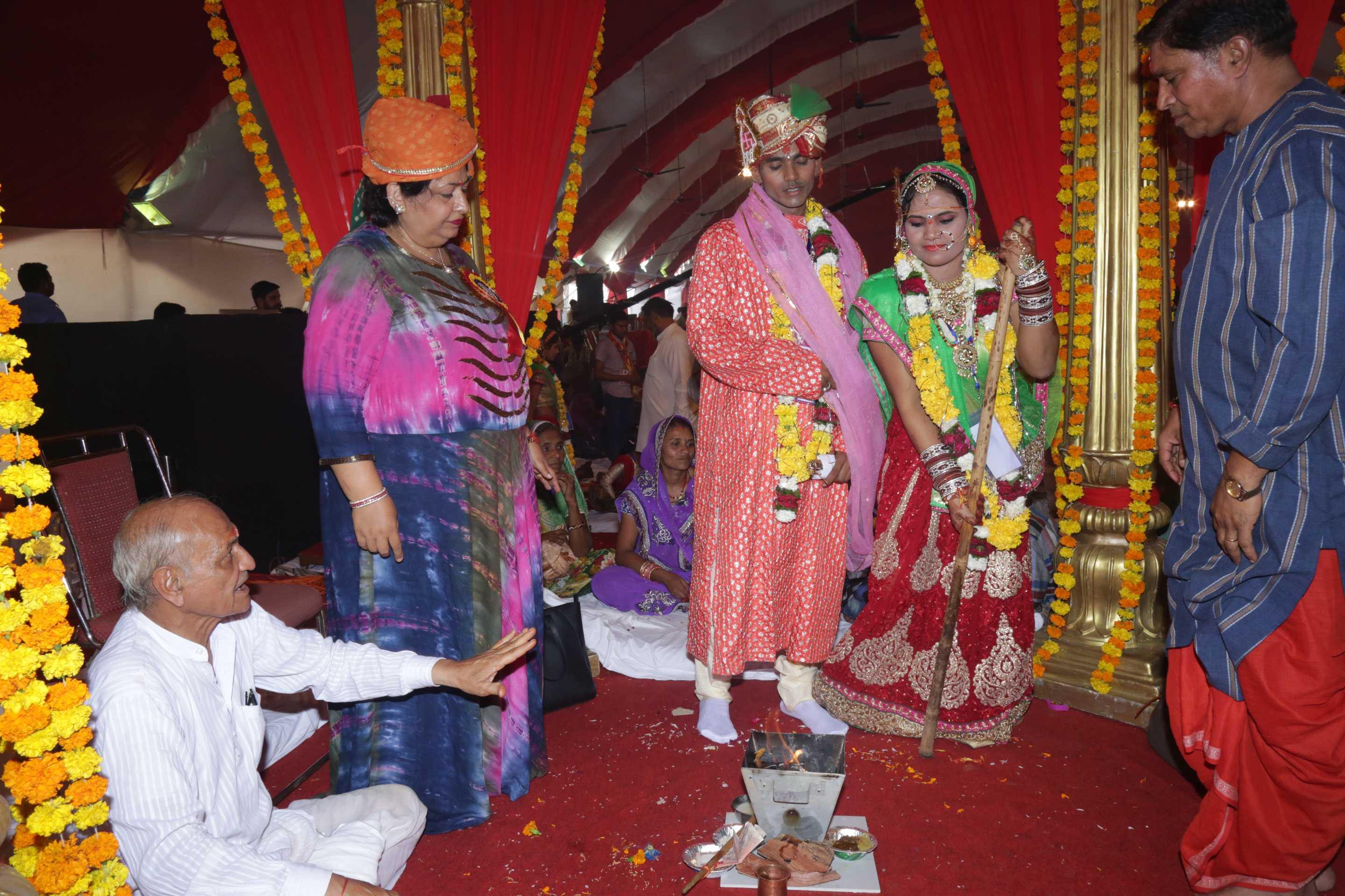 Narayan Seva Sansthan Is Uniting Couples with Disabilities | Read More to Find Out How!