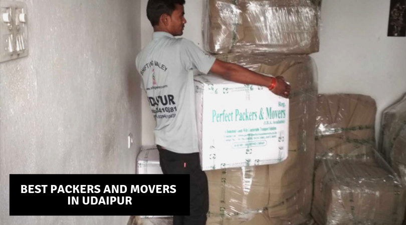 Best Packers and Movers in Udaipur