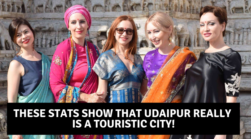 These Stats Show That Udaipur really is a Touristic City!