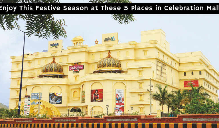 Enjoy This Festive Season at These 5 Places in Celebration Mall