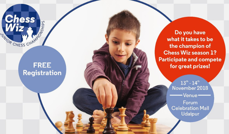 Forum Celebration Mall to Conduct Udaipur's biggest Chess Championship 'Moves of Magic'