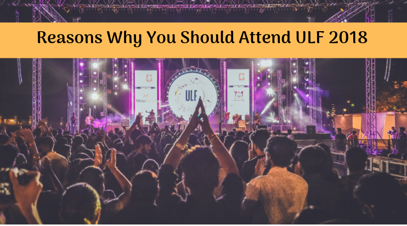9 Reasons why you should attend ULF | Udaipur Light Festival 2018