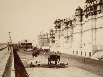 City Palace, 1910