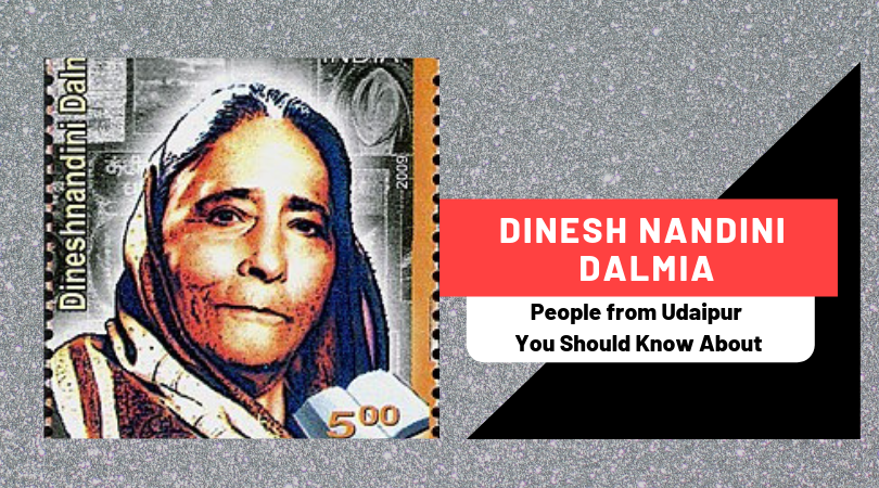 Dinesh Nandini Dalmia | People from Udaipur You Should Know About