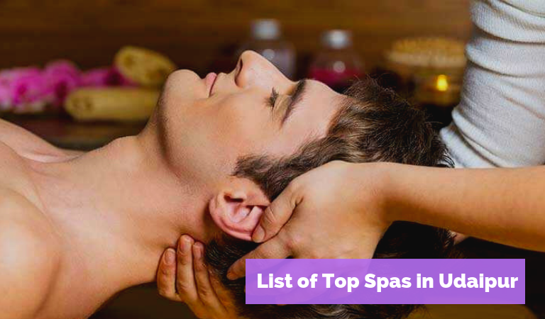 List of Top Spas in Udaipur