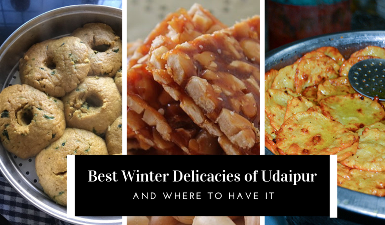 Best Winter Delicacies of Udaipur and Where to Have It