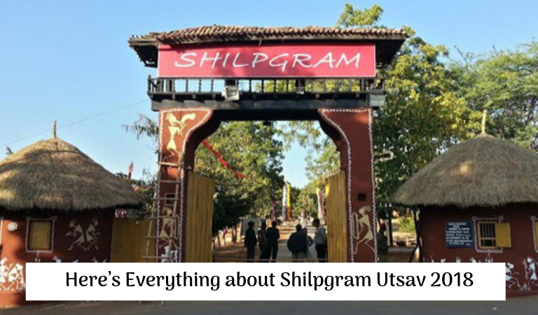 Here's Everything about Shilpgram Utsav 2018