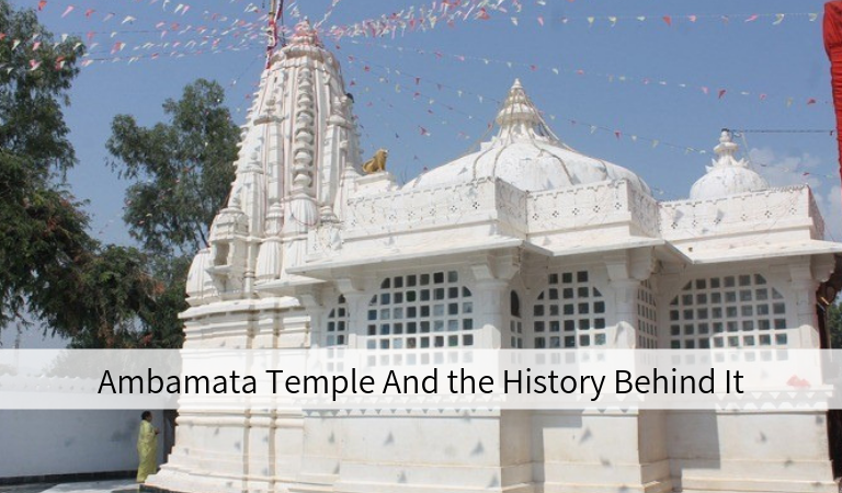 Ambamata Temple And the History Behind It