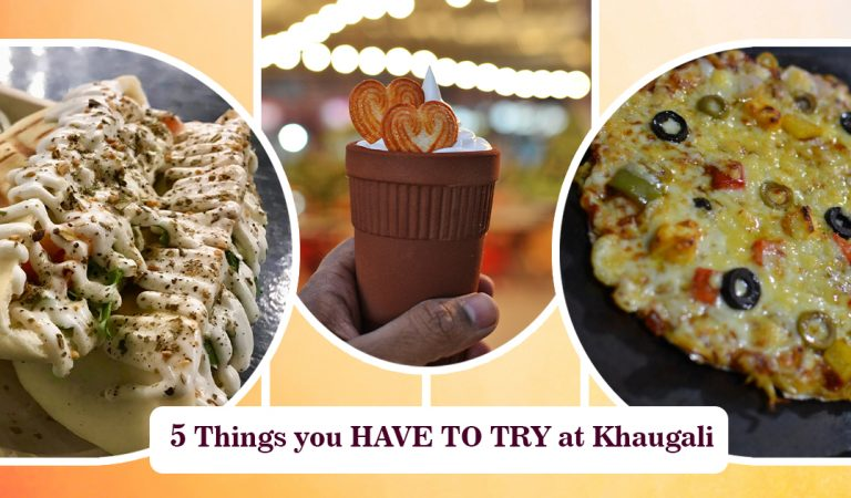 5 Things you HAVE TO TRY at Khaugali