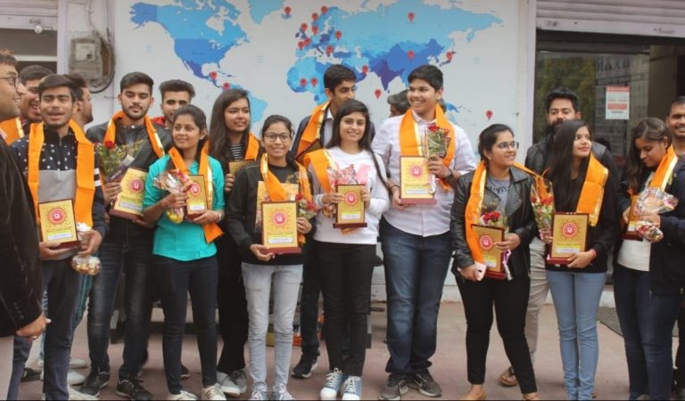 Students of Srajan Academy Bags Top 5 Ranks of Udaipur in CA Foundation