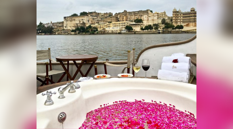 Taj Lake Palace Ranked as World's Most Romantic Hotel by Big 7 Travel