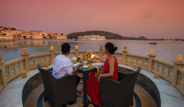 7 Romantic Ways to Celebrate this Valentine's Day in Udaipur