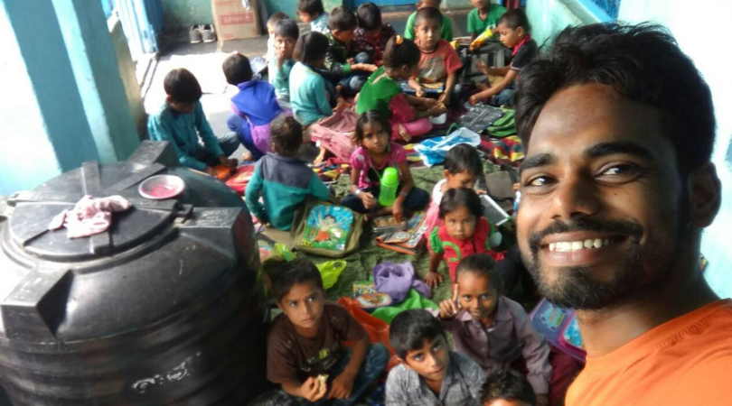 Story of the Youth who Left Delhi to Build School in Udaipur's Villages