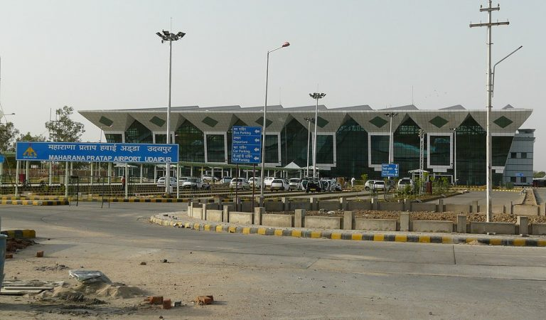 Udaipur's Maharana Pratap Airport ranked as one of the best Airports