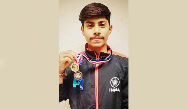 Udaipur: Gaurav Sahu bags a gold medal in Hong Kong