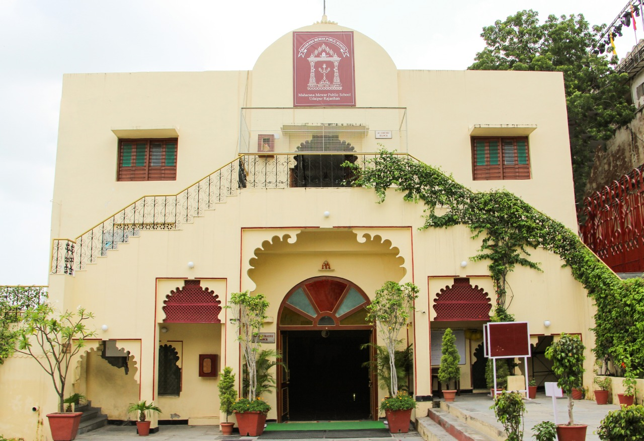 MMPS ranked no.1 in Udaipur