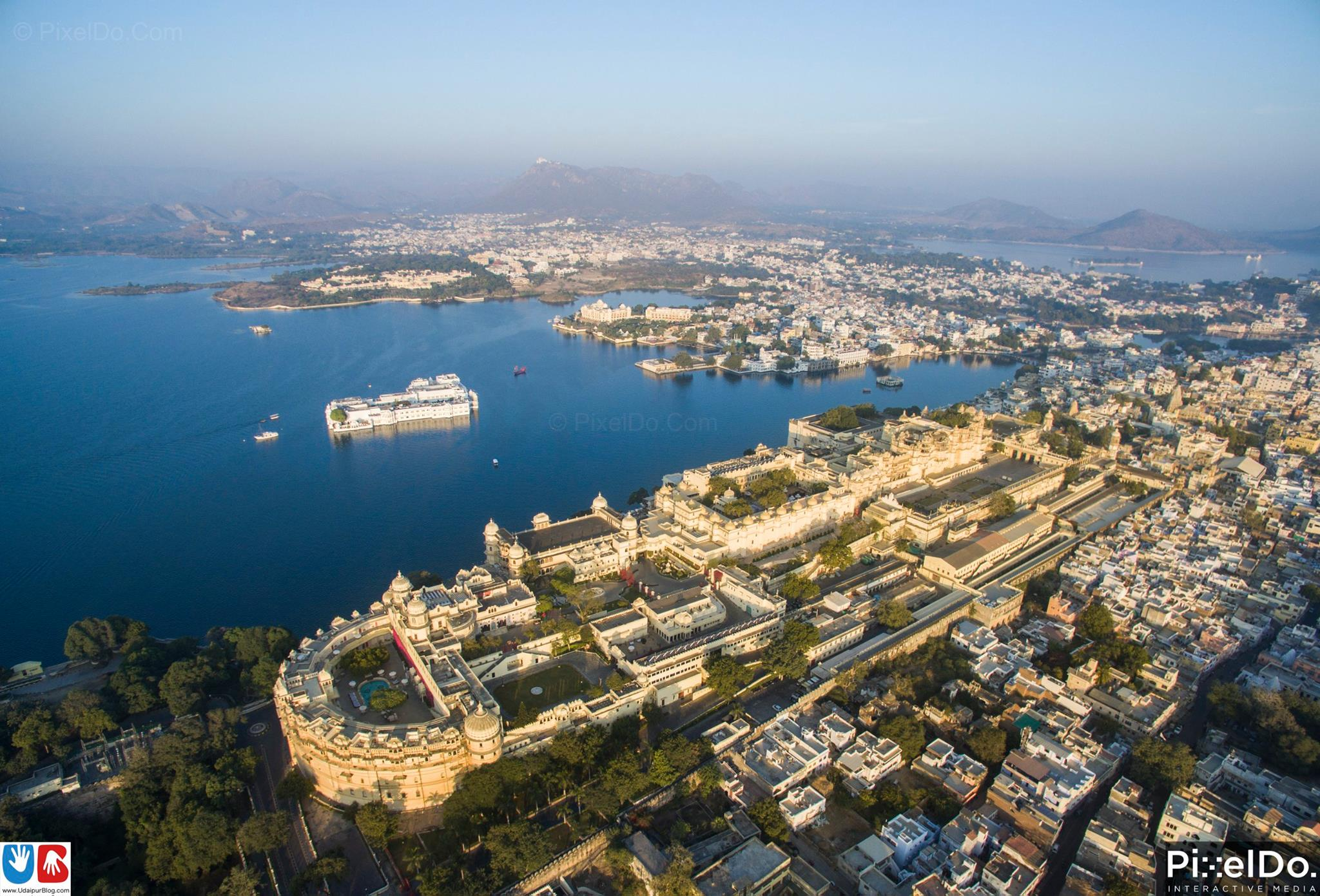 Top MUST-VISIT Places while you are in 'The City of Lakes', Udaipur