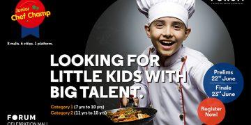 Forum Junior Chef Competition