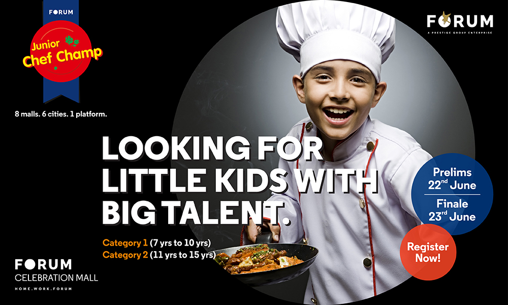 Forum Junior Chef Competition