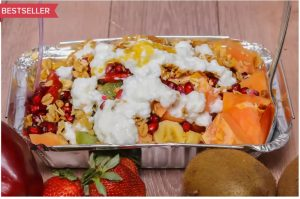 Mix Fruit Museli Bowl