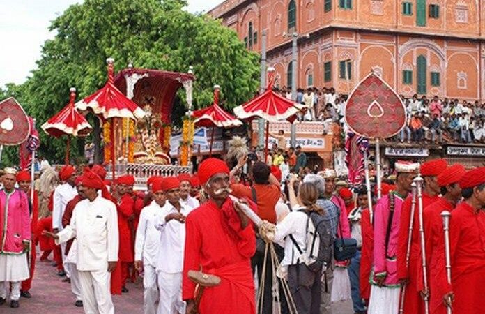 Five Festivals of Jaipur That Add To the Vibrancy of the Pink City