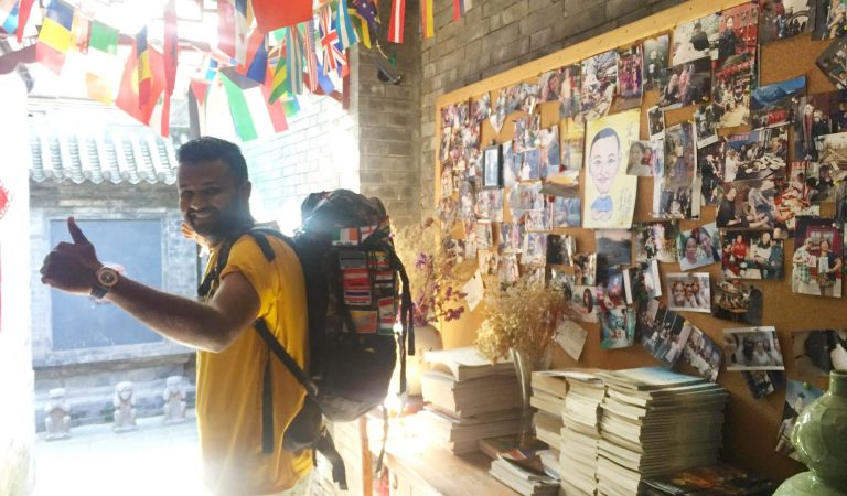 55 Countries and Counting – The Story of a Backpacker from Udaipur