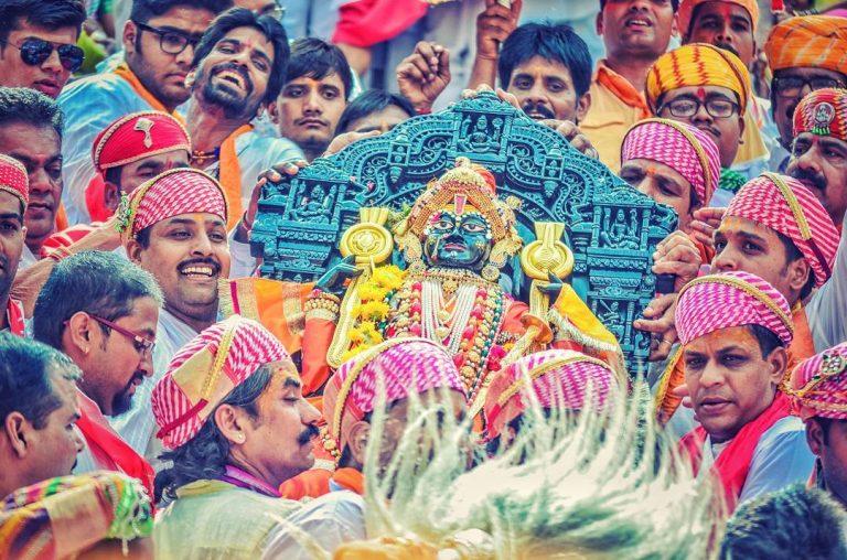 Jagannath Rath Yatra of Udaipur