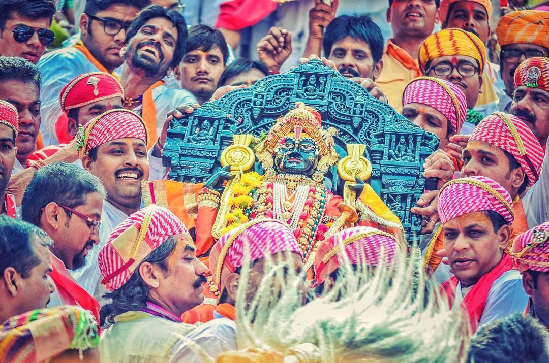 कितना जानते है आप उदयपुर की इस ऐतिहासिक 450 साल पुरानी रथ यात्रा के बारे में ?