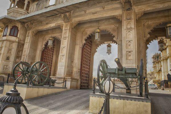 The Royal Palaces