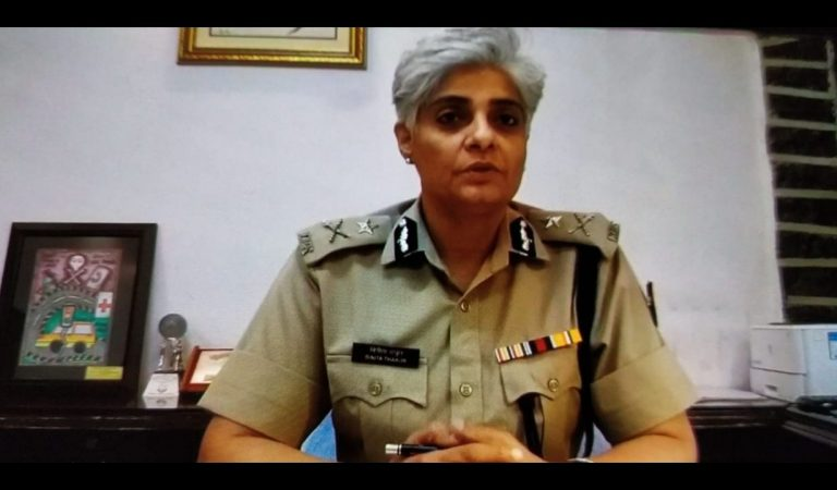 Udaipur Division's first Women IG Appointed