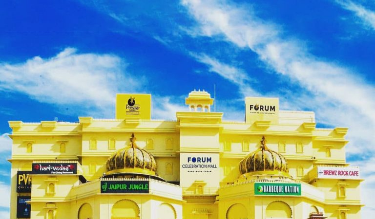 On Forum Celebration Mall's 8th Anniversary, let's know how it revolutionized Udaipur in past 8 years!