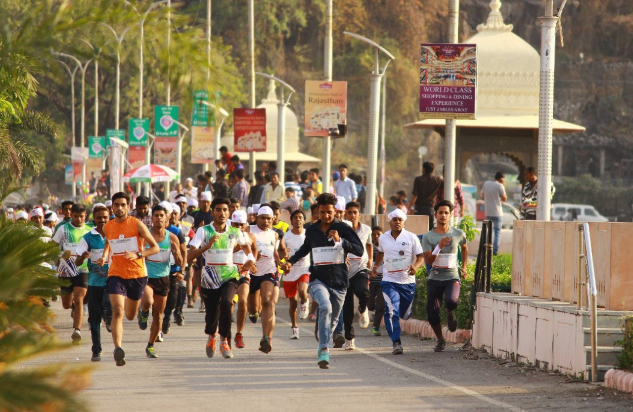 Run At Fatehsagar