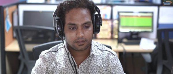 RJ Suri of Radio city in conversation with his listeners